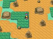 Zona desertica del safari