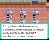 Reproducir los sueños de los Pokémon RZE