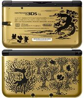 Nintendo 3DS edición especial XY 2