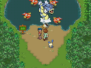 Pokémon Ranger Aquamóvil (Pieza que falta)