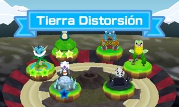 Imagen de Tierra Distorsión