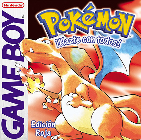 Archivo:Carátula de Pokémon Rojo.jpg