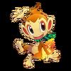 Chimchar Pokémon Mundo Megamisterioso