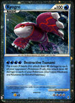 Kyogre (Call of Legends 101 TCG)