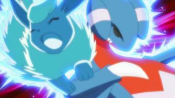 Archivo:EP644 Gabite y Flareon afectados por el ataque de pachirisu.jpg
