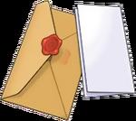 Ilustración de la carta de Oak