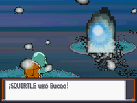 Squirtle Buceo IV