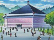 Estadio del Concurso Pokémon de Ciudad Portual.jpg