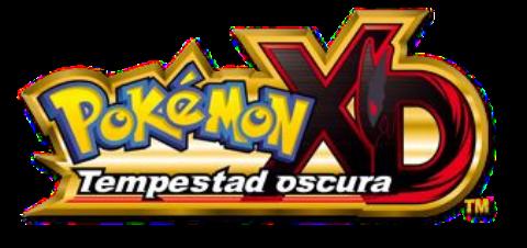 Archivo:Logo de Pokémon XD Tempestad Oscura.png