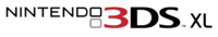 Logo de la Nintendo 3DS XL.