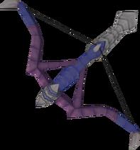 Wyvern crossbow detail