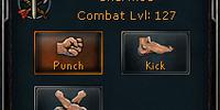Tipos de combate