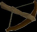 Ballesta de fénix detallada