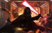 Vader's justice TCG by Murray