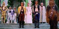 Lista de Personajes de Star Wars Episodio IV