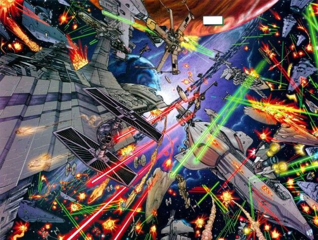 Archivo:Battle of the Rebel fleet.jpg