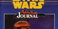 Star Wars Adventure Journal 3
