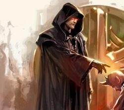 Maestro Sith Humanoide no identificado