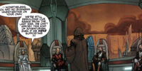 Alto Consejo Jedi/Leyendas