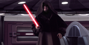 Sidious Ready For a Duel