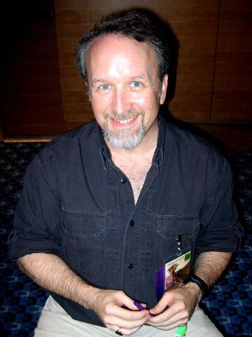 Archivo:Micheal A Stackpole at Dragon Con 2007.jpg