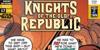 Caballeros de la Antigua República 17: Noches de ira, parte 2