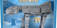 Star Wars Miniatures: AT-AT Imperial Walker Colossal Pack