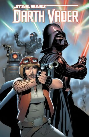 Archivo:Star Wars Darth Vader Trade Paperback Volume 2 Cover.jpg