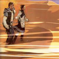 Han Leia Tatooine