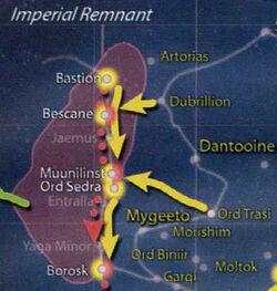 Atlas remnant 2