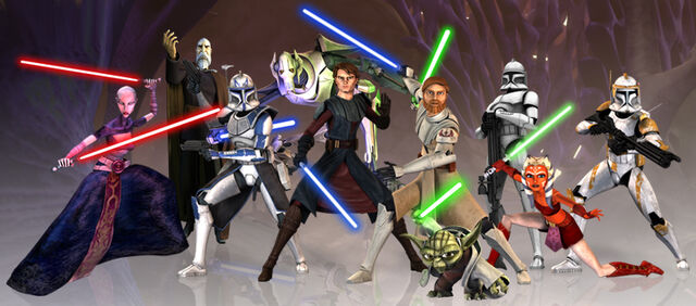Archivo:TCW cast of characters.jpg