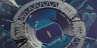 Puerta Escudo