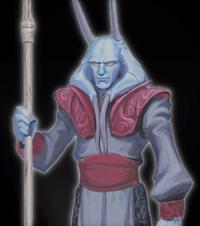Grand Vizier Amedda