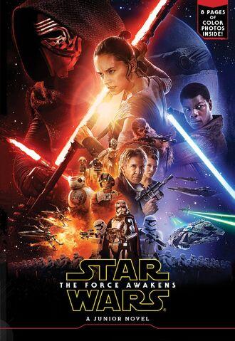 Archivo:The Force Awakens junior novel cover.jpg