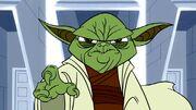 Yoda Coruscant