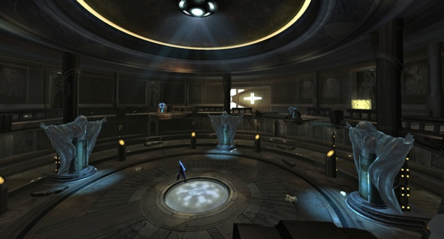 Archivo:Jedi Temple Sparring Chamber - TFU.jpg