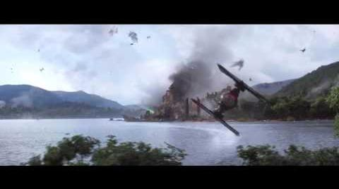 Star Wars El Despertar de la Fuerza Trailer Japonés Fanotado Español