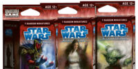 Star Wars Miniatures: Jedi Academy