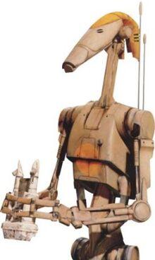 Comandante droide