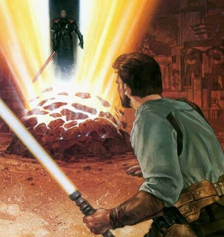 Archivo:Katarn preparing to Battle Jerec.JPG