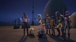 Rebels Lando Deuda