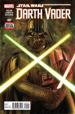 Archivo:Star Wars Darth Vader 5 cover.jpg
