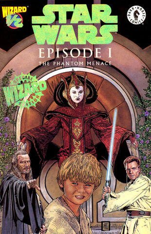 Archivo:Episode I- The Phantom Menace 0.5 Cover.jpg