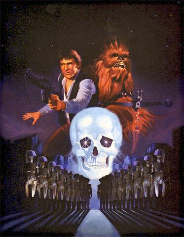 Archivo:Han y Chewie estrenando el Halcon.jpg
