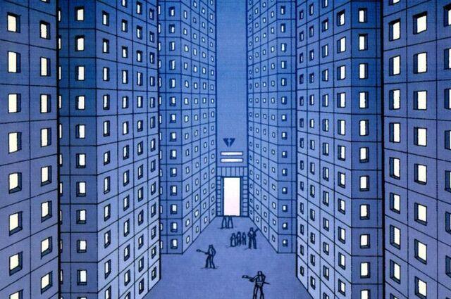 Archivo:Unreal city.JPG