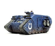 Land Raider Prometheus 7