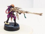 Eldar oscuro guerrero 3