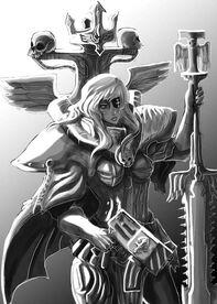 Sororita hermana de batalla 061