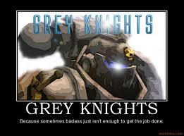 Caballeros grisess