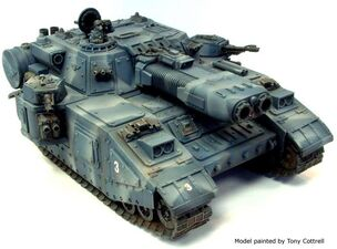 Mini Tanque super pesado Stormblade